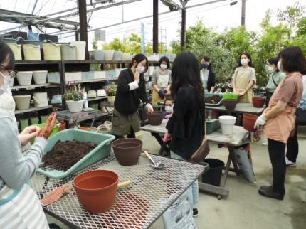 飯田下伊那お花や観葉植物を取り扱うお店こうかくえん