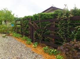 ナチュラルガーデン、飯田市庭つくり、外構工事、ガーデン
