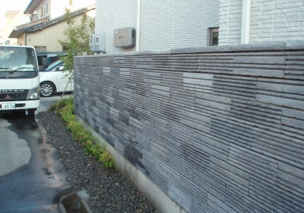 飯田市庭つくり、外構工事、ガーデン、ガーデニング