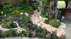 庭木やお花の植栽